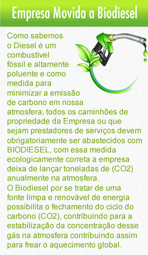 Movida a Biodiesel